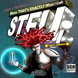 Rusty Joints - Stfui: The Greatest Songs Of All Time (You've Neve CD Cover Art