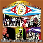 Various Artists - Roots Of The Cuban Dance II DB Cover Art