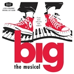 Big (Original Broadway Cast) CD Cover Art