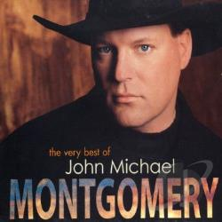 Montgomery, John Michael - Very Best of John Michael Montgomery CD Cover Art