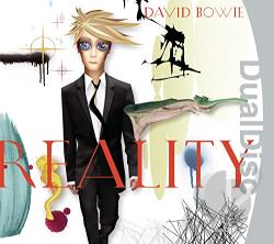 Bowie, David - Reality CD Cover Art