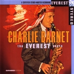Barnet, Charlie - Everest Years CD Cover Art