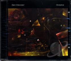 Monder, Ben - Oceana CD Cover Art