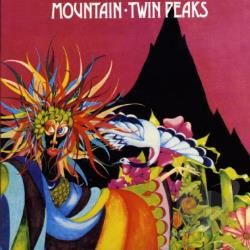 Mountain - Twin Peaks CD Cover Art