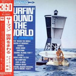Johnston, Bruce - Surfin' 'Round The World (Mini LP Sleeve) CD Cover Art
