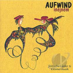 Aufwind - Ineynem CD Cover Art