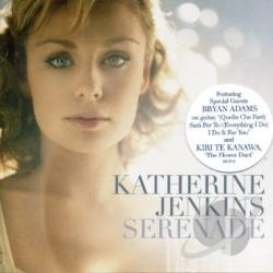 Jenkins, Katherine - Serenade CD Cover Art