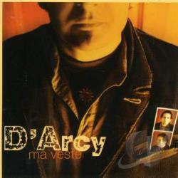 D' Arcy - Ma Veste CD Cover Art