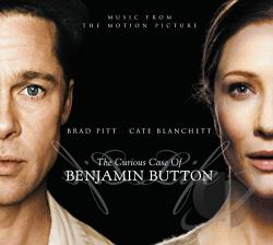 Desplat, Alexandre - Curious Case of Benjamin Button CD Cover Art