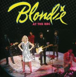 Blondie - At the BBC CD Cover Art