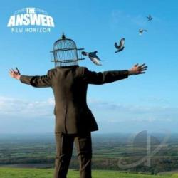 Answer - New Horizon CD Cover Art