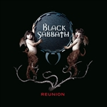 Black Sabbath - Reunion CD Cover Art