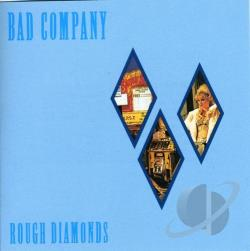 Bad Company - Rough Diamonds CD Cover Art