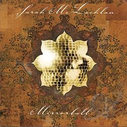 McLachlan, Sarah - Mirrorball CD Cover Art