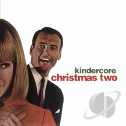 Kindercore Records Vol. 2 CD Cover Art