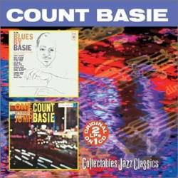 Basie, Count - Blues by Basie/One O'Clock Jump CD Cover Art