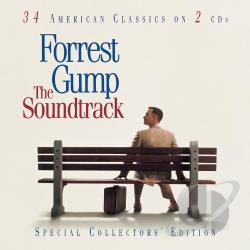 Forrest Gump CD Cover Art