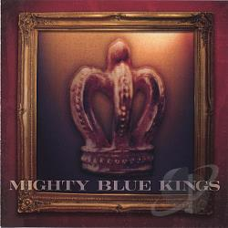 Mighty Blue Kings / Ross Bon and the Mighty Blue Kings - Alive in the City CD Cover Art