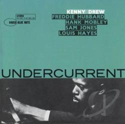 Drew, Kenny - Undercurrent DVA Cover Art