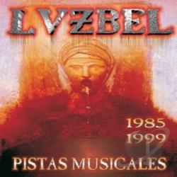 Luzbel - 1985-1999 Pistas Musicales CD Cover Art