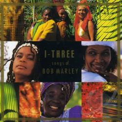 I-Three - Songs Of Bob Marley CD Cover Art