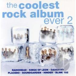 Vol 2:Coolest Rock Album Ever CD Cover Art