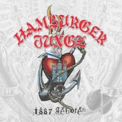Hamburger Jungz - 1887 Geboren CD Cover Art