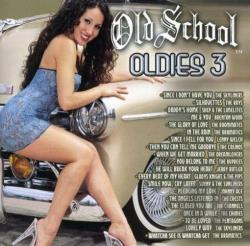 Old School Oldies, Vol. 3 CD Cover Art