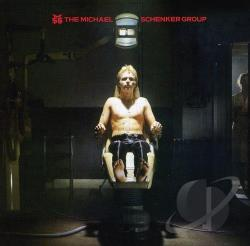 Schenker, Michael - Michael Schenker Group CD Cover Art