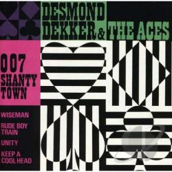 Dekker, Desmond - 0.0.7 Shanty Town CD Cover Art