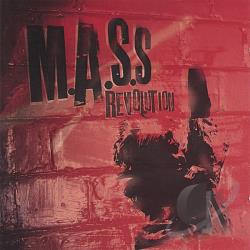 M.A.S.S. [ mass ] - Revolution CD Cover Art