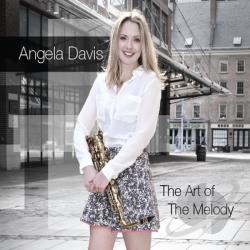 Davis, Angela - Art of the Melody CD Cover Art
