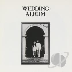 Lennon, John / Ono, Yoko - Wedding Album CD Cover Art