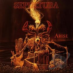 Sepultura - Arise CD Cover Art