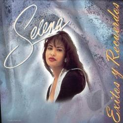 Selena - Exitos Y Recuerdos CD Cover Art
