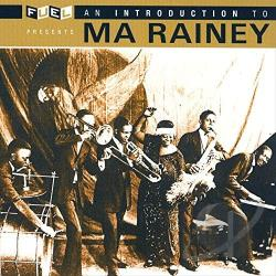 Rainey, Ma - An Introduction To Ma Rainey CD Cover Art