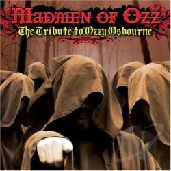 Madmen of Ozz: The Tribute To Ozzy Osbourne CD Cover Art