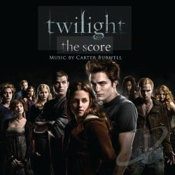Burwell, Carter - Twilight CD Cover Art