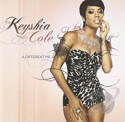 Cole, Keyshia - Different Me CD Cover Art