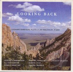 Carter / Dick / Garrison / Mauchley / Persichetti - Looking Back CD Cover Art