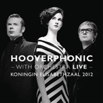 Hooverphonic - With Orchestra Live DB Cover Art