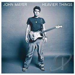 John Mayer (Adult Alternative) - Heavier Things CD Cover Art