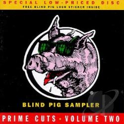 Prime Chops: Blind Pig Sampler, Vol. 2 CD Cover Art