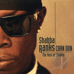 Ranks, Shabba - Caan Dun CD Cover Art