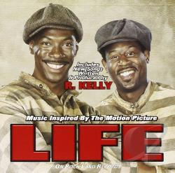Life CD Cover Art