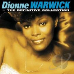 Warwick, Dionne - Definitive Collection CD Cover Art