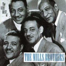 Mills Brothers - Very Best of the Mills Brothers CD Cover Art