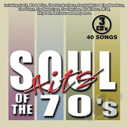 Soul Hits of the '70s CD Cover Art
