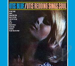 Redding, Otis - Otis Blue: Otis Redding Sings Soul CD Cover Art