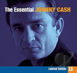 Cash, Johnny - Essential Johnny Cash CD Cover Art